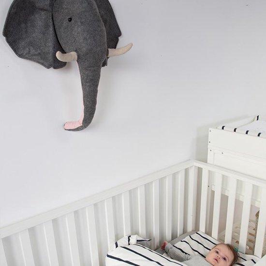 CHILDHOME - VILTEN MUUR DECORATIE OLIFANT