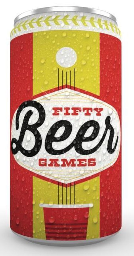 Drink!: 50 Beer Games (Beer Games, Drinking Games, Party Games)