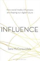 Boek cover Influence van Sara Mccorquodale