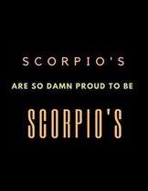 Scorpio's Birthday Unique Gift