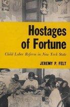 Omslag Hostages of Fortune
