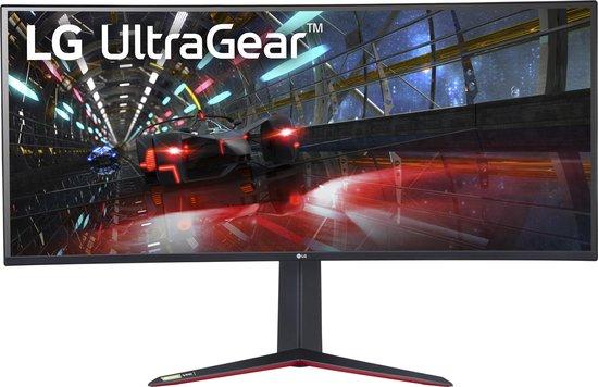 LG 38GN950 Ultragear - WQHD+ Nano IPS Monitor - 144hz - 38 inch