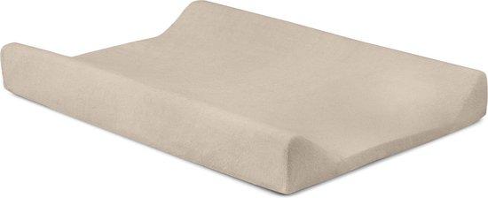 Product: Jollein Aankleedkussenhoes badstof 50x70cm - nougat, van het merk Jollein