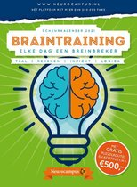 Neurocampus Braintraining Scheurkalender 2021