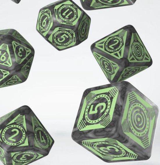 Thumbnail van een extra afbeelding van het spel Starfinder: Against the Aeon Throne polydice set