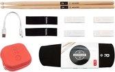 Senstroke Ultimate Box - Drumkit voor interactief leren drummen incl. App