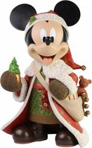 Disney showcase Christmas Santa Mickey Mouse 46cm
