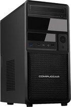 COMPUGEAR SSD Only SC3-8R500M - Core i3 10100 - 8GB RAM - 500GB M.2 SSD - Desktop PC