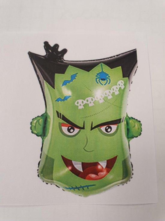 ballon Frankenstein Halloween