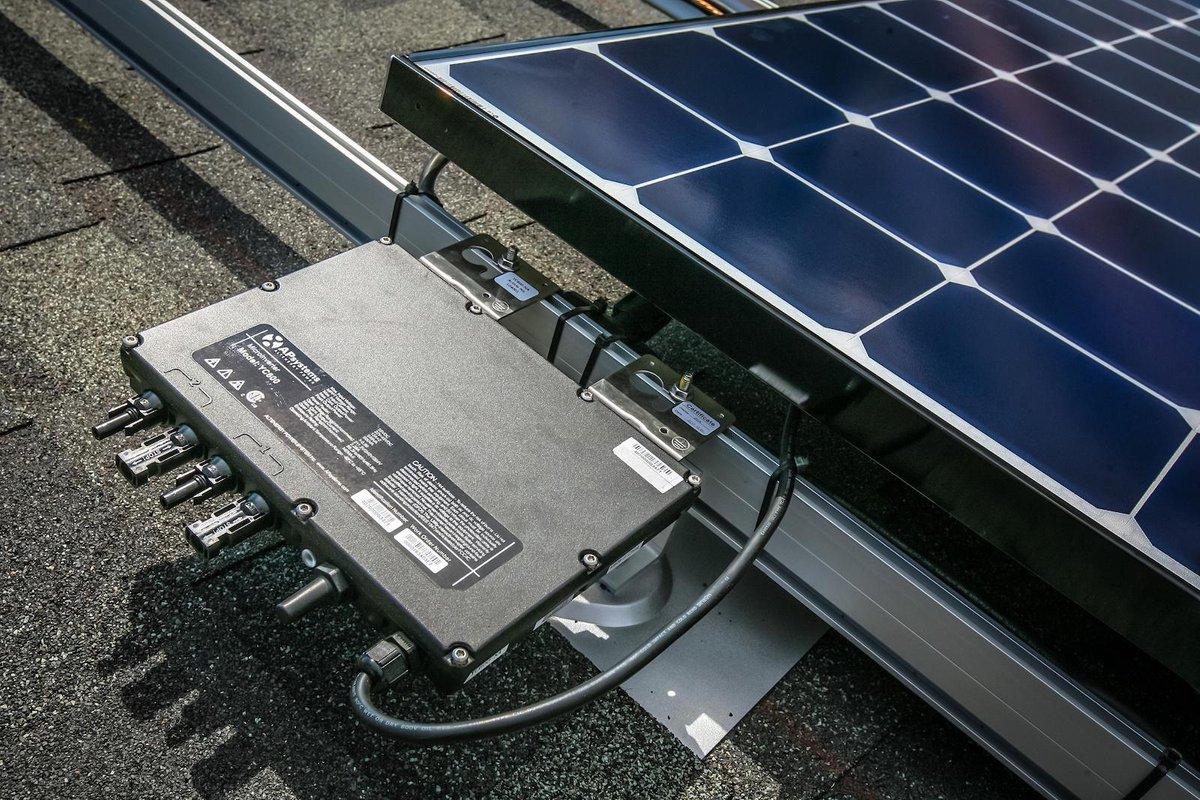 bol.com | APsystems YC600 micro omvormer voor 2 panelen 1 fase