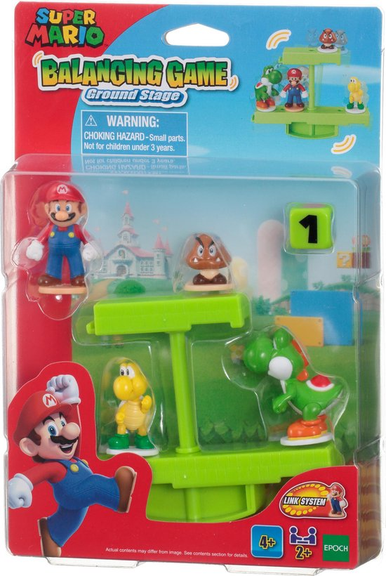 Afbeelding van het spel Super Mario Balansspel: Mario/Yoshi