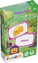 Fundels - Engels Leren - Educatief Kaartspel