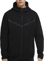 Nike Sportswear Tech Fleece Hoodie Full Zip Vest Heren
