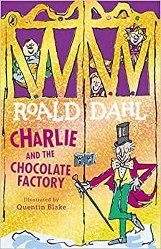 Boek cover Charlie and the Chocolate Factory van Roald Dahl