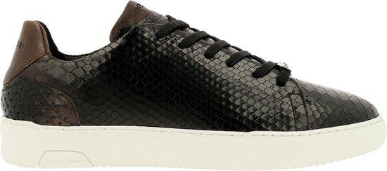 Rehab Teagan Snake M Sneaker Men Brown-Black 43