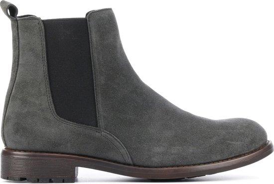 Stefano Lauran Mannen Leren Boots - S3004 - 46