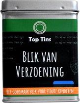 Top Tins - Blik van Verzoening - Blik voor stoute kinderen