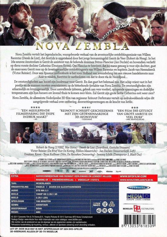 Nova Zembla (3D+2D Blu-ray)