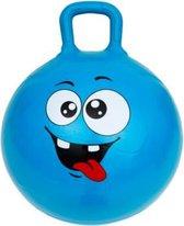 Skippybal - Speelgoed - Kinderen - 45 cm - BLAUW met Rheme Liniaal