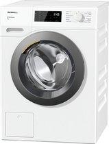 Miele WED135WPS wasmachine Vrijstaand Voorbelading Wit 8 kg 1400 RPM A+++-10% - NL/FR