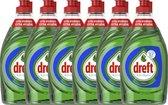 Dreft - Extra Hygiene Afwasmiddel Original - 6 x 383 ml