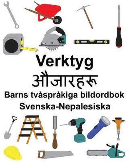 Svenska-Nepalesiska Verktyg Barns tv�spr�kiga bildordbok