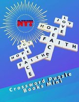 NYT Crossword Puzzle Books Mini: Wordsearch books, Find Word Puzzles for kids Word Search Puzzle Books, Improve Spelling, Vocabulary and Memory Childr