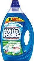 Witte Reus Gel - Vloeibaar Wasmiddel - Witte Was - Grootformaat - 50 wasbeurten