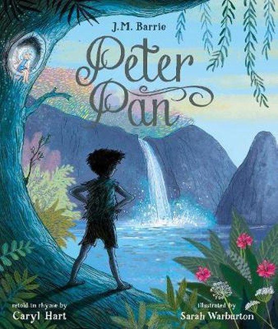 Omslag van Peter Pan