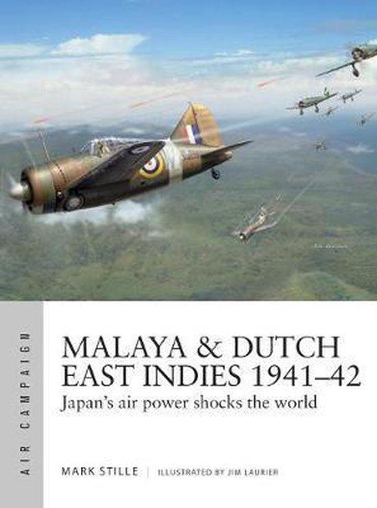 Boek cover Malaya & Dutch East Indies 1941-42 van Mark Stille (Paperback)