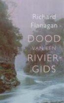 Boek cover Dood Van Een Riviergids van R. Flanagan