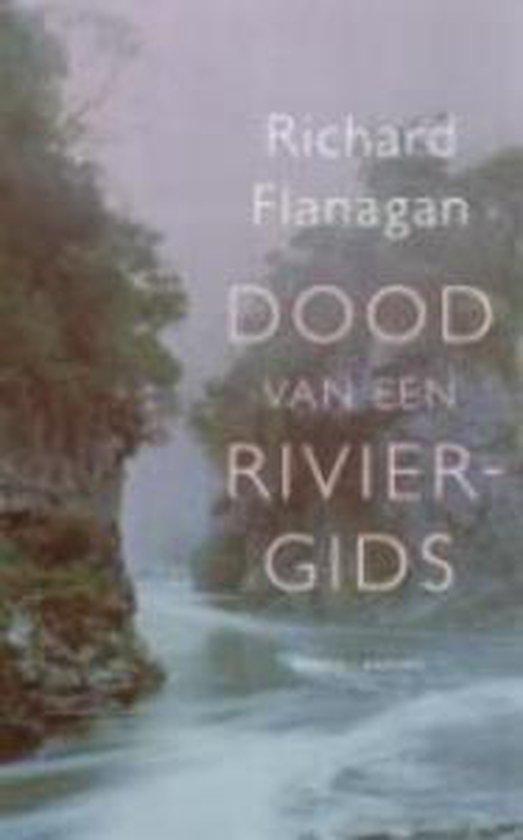 Boek cover Dood Van Een Riviergids van R. Flanagan (Onbekend)