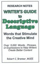 Writer's Guide to Descriptive Language