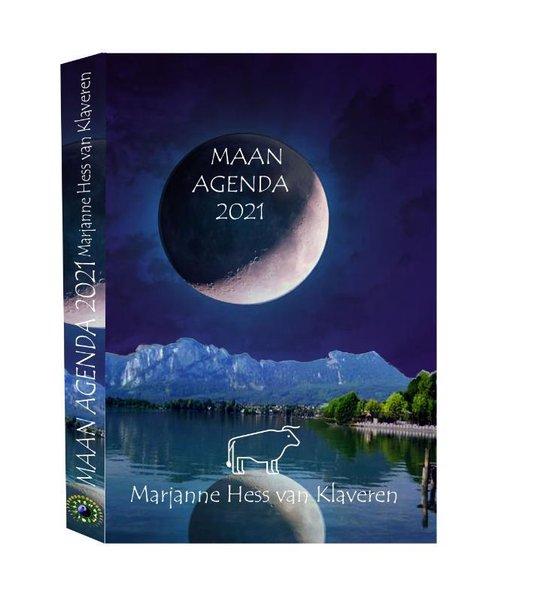 Afbeelding van Maankalenders 9 -   Maan Agenda 2021
