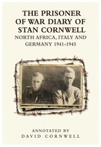 Omslag The Prisoner of War Diary of Stan Cornwell