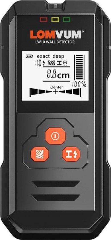 Lomvum 5-in-1 Leidingdetector