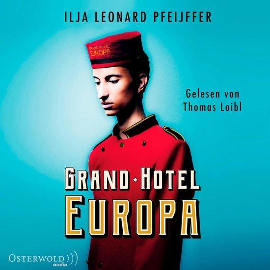 Omslag van Grand Hotel Europa