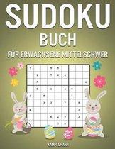 Sudoku Buch fur Erwachsene Mittelschwer