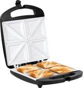 Teesa Tosti ijzer, sandwich grill (TSA3229B)