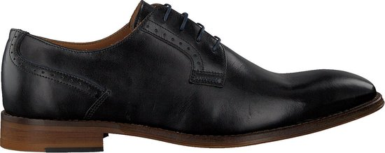 Mazzeltov Heren Nette schoenen Mrubi - Zwart - Maat 42