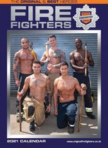 Fire Fighters Kalender 2021 A3