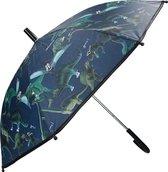 Dinosaurus kinderparaplu voor jongens/meisjes/kinderen 63 cm - Dino artikelen - Kinderparaplu - Regenkleding/regenaccessoires