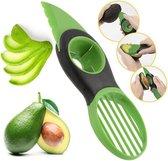 LOUZIR Premium 3-in-1 Avocado Snijder - Keukengadget Avocadosnijder Avocado