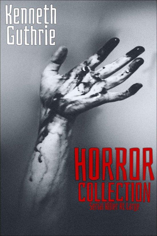 Omslag van Horror Collection: Serial Killer At Large