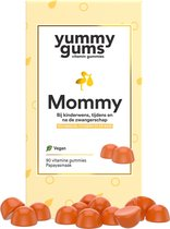 Yummygums Mommy - zwangerschapsvitamines - 90 gummies -  met foliumzuur & D3