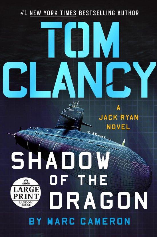Boek cover Tom Clancy Shadow of the Dragon van Marc Cameron (Paperback)