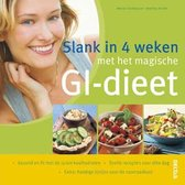 Boekomslag van 'Slank In 4 Weken Met Het Magische Gi Dieet'