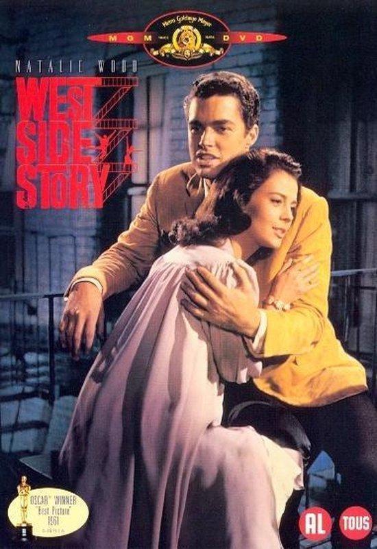 Cover van de film 'West Side Story'