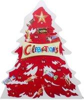 Celebrations adventskalender chocolade   Kerst   Feestdagen   Winter
