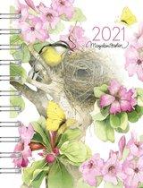 Agenda 2021 - Marjolein Bastin met Spiraal (15.5 cm x 11cm)